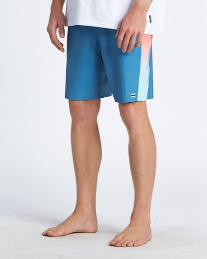 10 D Bah Pro Boardshorts Blue M1321BDS Billabong
