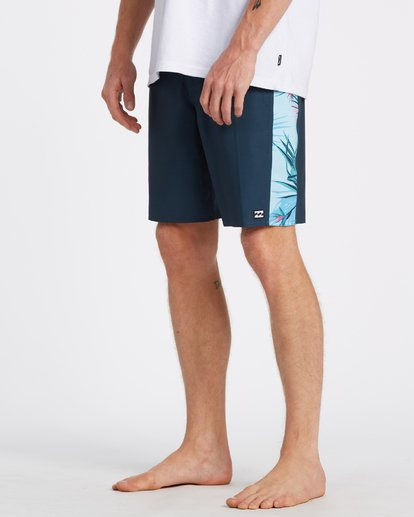 "10 D Bah Pro Boardshort 19"" Blue M1321BDS Billabong"