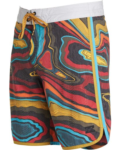 2 73 X Line Up Boardshorts  M132PBST Billabong
