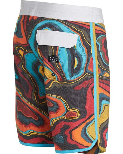 3 73 X Line Up Boardshorts  M132PBST Billabong