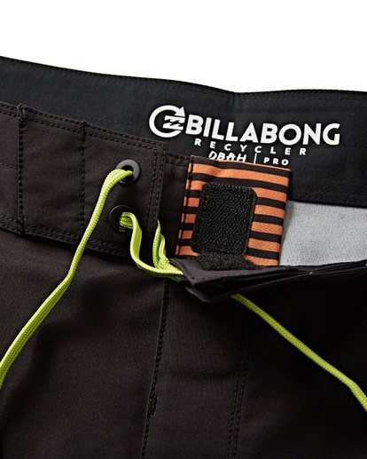 4 D Bah Pro Boardshorts Black M132VBDS Billabong