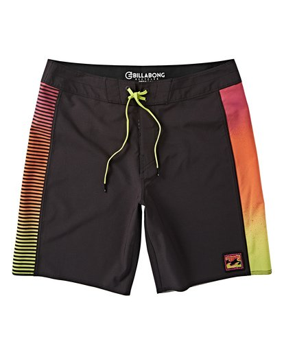 0 D Bah Pro Boardshorts Black M132VBDS Billabong