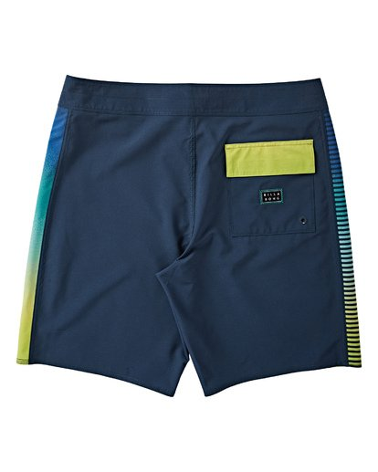 1 D Bah Pro Boardshorts Blue M132VBDS Billabong
