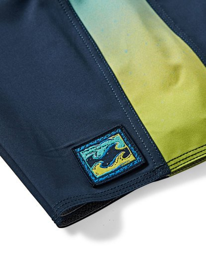 6 D Bah Pro Boardshorts Blue M132VBDS Billabong