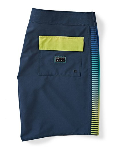 2 D Bah Pro Boardshorts Blue M132VBDS Billabong