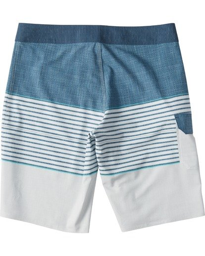 "1 All Day Heather Stripe Pro Boardshort 20"" Beige M1331BHP Billabong"