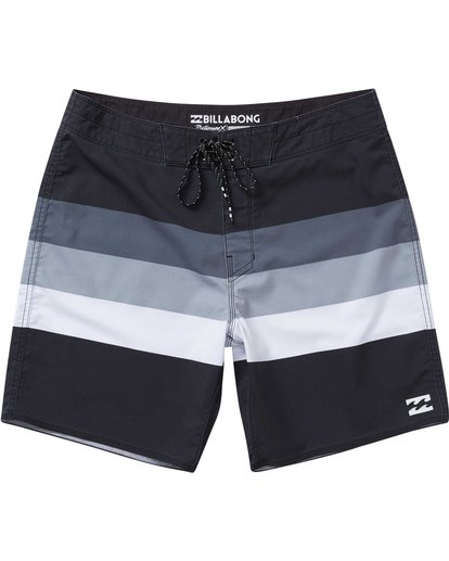 0 Momentum X Short Boardshorts  M133NBMO Billabong