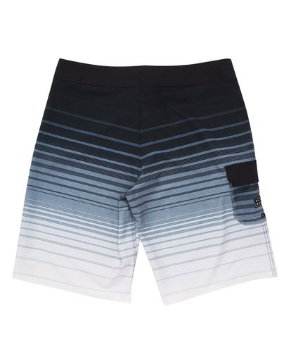 1 All Day Stripe Pro Boardshorts Black M133TBAS Billabong
