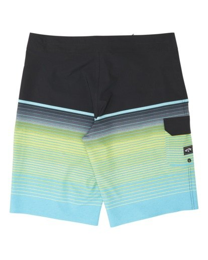 1 All Day Stripe Pro Boardshorts Blue M1341BSP Billabong