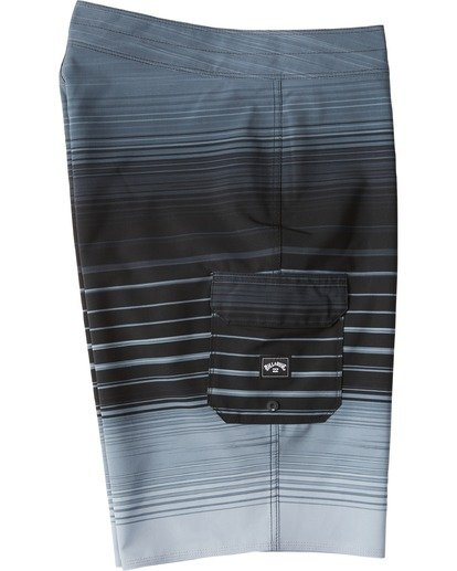 "3 All Day Stripe Pro Boardshort 20"" Multicolor M1341BSP Billabong"