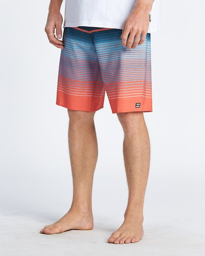 3 All Day Stripe Pro Boardshorts Multicolor M1341BSP Billabong