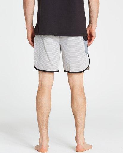 6 73 X Short Boardshorts Grey M134NBST Billabong