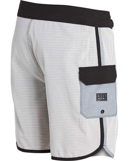 5 73 X Short Boardshorts Grey M134NBST Billabong