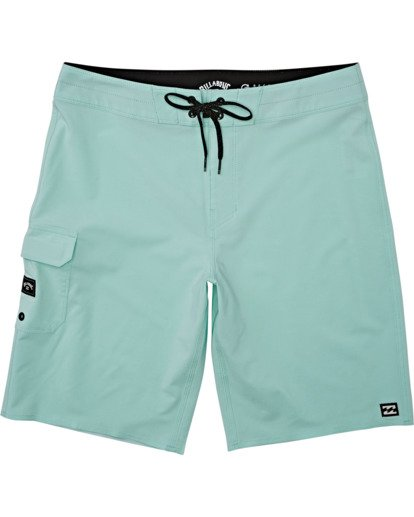 "0 All Day Pro Boardshort 20"" Green M1351BAP Billabong"