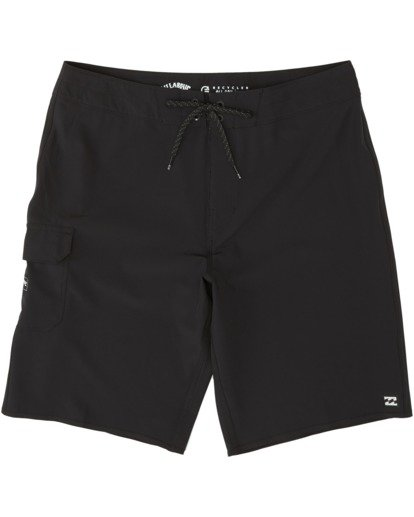"0 All Day Pro Boardshort 20"" Black M1351BAP Billabong"