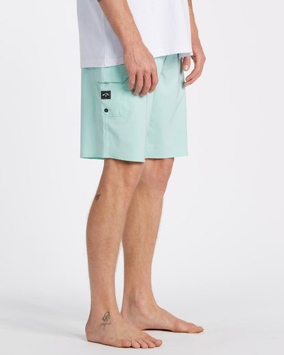 4 All Day Pro Boardshorts Green M1351BAP Billabong