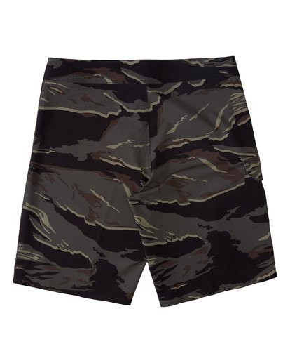 1 All Day Pro Hawaii  Boardshorts Black M1353BAD Billabong