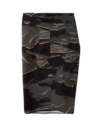 2 All Day Pro Hawaii  Boardshorts Black M1353BAD Billabong