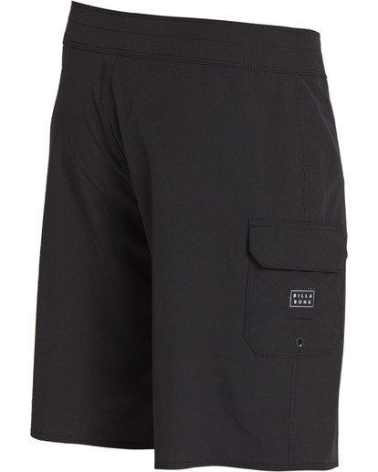 3 All Day Pro Boardshorts Black M135TBAD Billabong