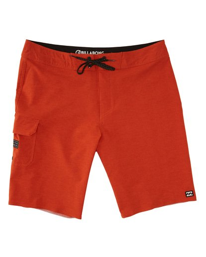 0 All Day Pro Boardshorts Orange M135TBAE Billabong