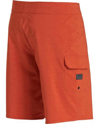 3 All Day Pro Boardshorts Red M135TBAE Billabong