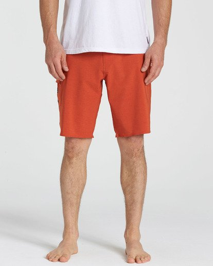 4 All Day Pro Boardshorts Orange M135TBAE Billabong