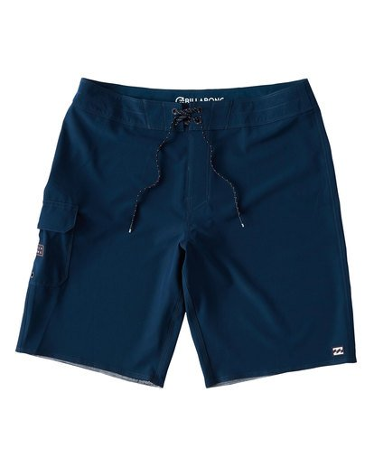 0 All Day Pro Boardshorts Blue M135VBAD Billabong