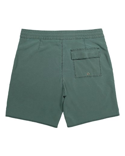 1 All Day Overdye Pro Boardshorts Green M135VBOE Billabong