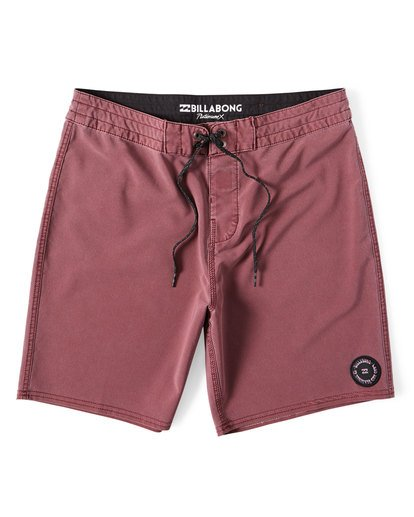 0 All Day Overdye Pro Boardshorts Purple M135VBOE Billabong