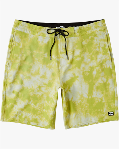 0 All Day Lo Tide Boardshorts Yellow M1363BAL Billabong