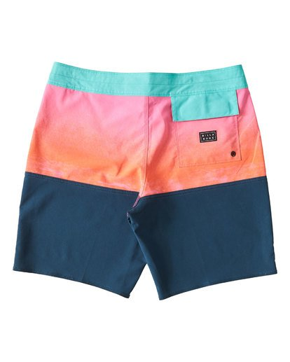 1 Fifty50 Fade Pro Boardshorts Brown M136VBFF Billabong