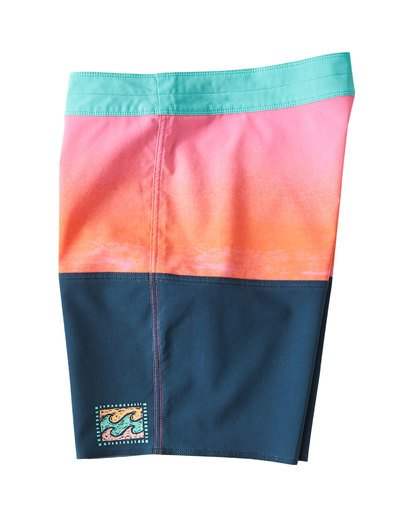 2 Fifty50 Fade Pro Boardshorts Brown M136VBFF Billabong
