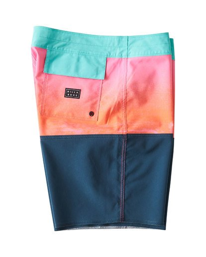 3 Fifty50 Fade Pro Boardshorts Brown M136VBFF Billabong