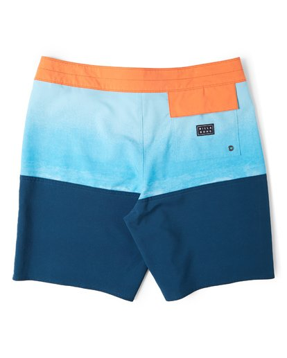 1 Fifty50 Fade Pro Boardshorts Blue M136VBFF Billabong