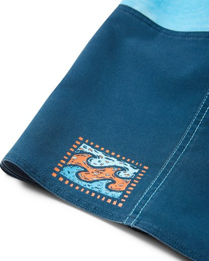 4 Fifty50 Fade Pro Boardshorts Blue M136VBFF Billabong
