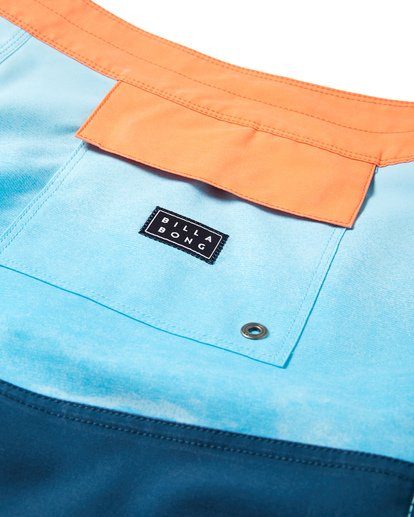 5 Fifty50 Fade Pro Boardshorts Blue M136VBFF Billabong