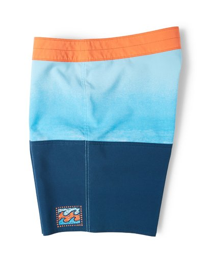 3 Fifty50 Fade Pro Boardshorts Blue M136VBFF Billabong