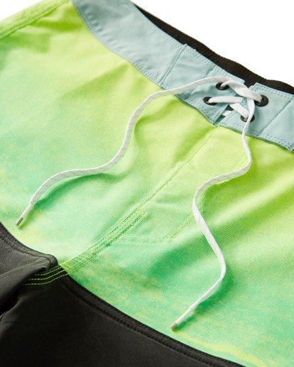 4 Fifty50 Fade Pro Boardshorts Green M136VBFF Billabong