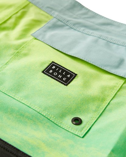 5 Fifty50 Fade Pro Boardshorts Green M136VBFF Billabong
