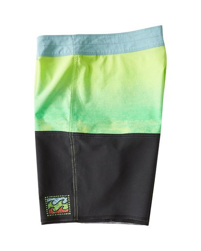 2 Fifty50 Fade Pro Boardshorts Green M136VBFF Billabong