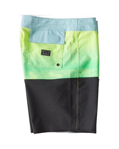 3 Fifty50 Fade Pro Boardshorts Green M136VBFF Billabong