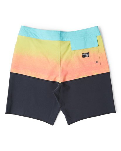 1 Fifty50 Fade Pro Boardshorts Orange M136VBFF Billabong