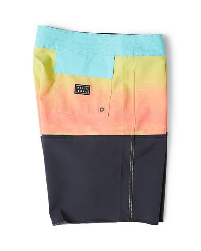 2 Fifty50 Fade Pro Boardshorts Orange M136VBFF Billabong