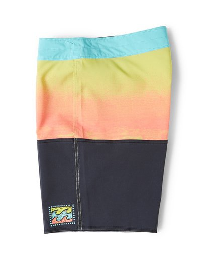 3 Fifty50 Fade Pro Boardshorts Orange M136VBFF Billabong