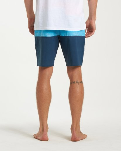 8 Fifty50 Fade Pro Boardshorts Blue M136VBFF Billabong