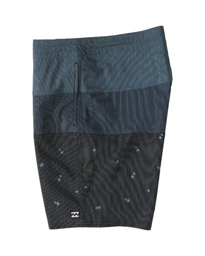 2 Tribong Lo Tides Boardshorts Black M1371BTL Billabong