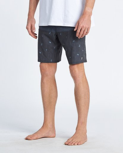 8 Tribong Lo Tides Boardshorts Black M1371BTL Billabong