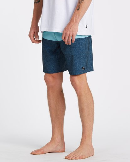 1 Tribong Lo Tides Boardshorts Blue M1371BTL Billabong