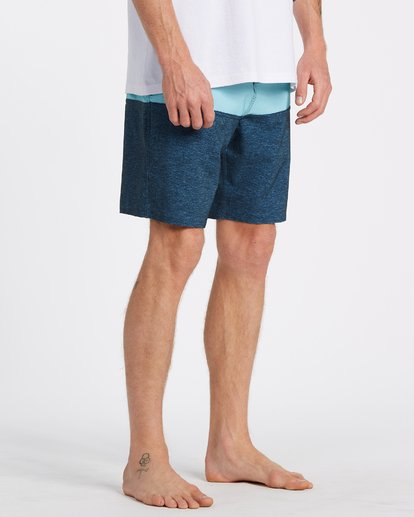 2 Tribong Lo Tides Boardshorts Blue M1371BTL Billabong