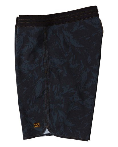 "2 73 Lo Tides Boardshort 19"" Black M1391BSL Billabong"
